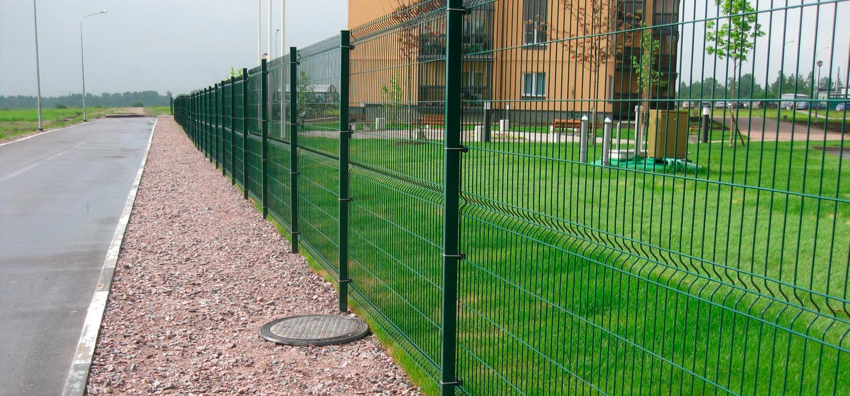 Забор в Дашково-Песочня
